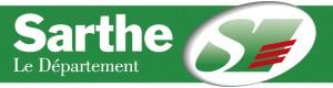 Sarthe nouveau logo Dep